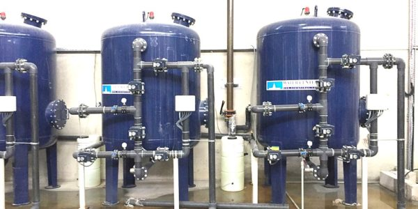 Why carbon filters are used to improve water quality?