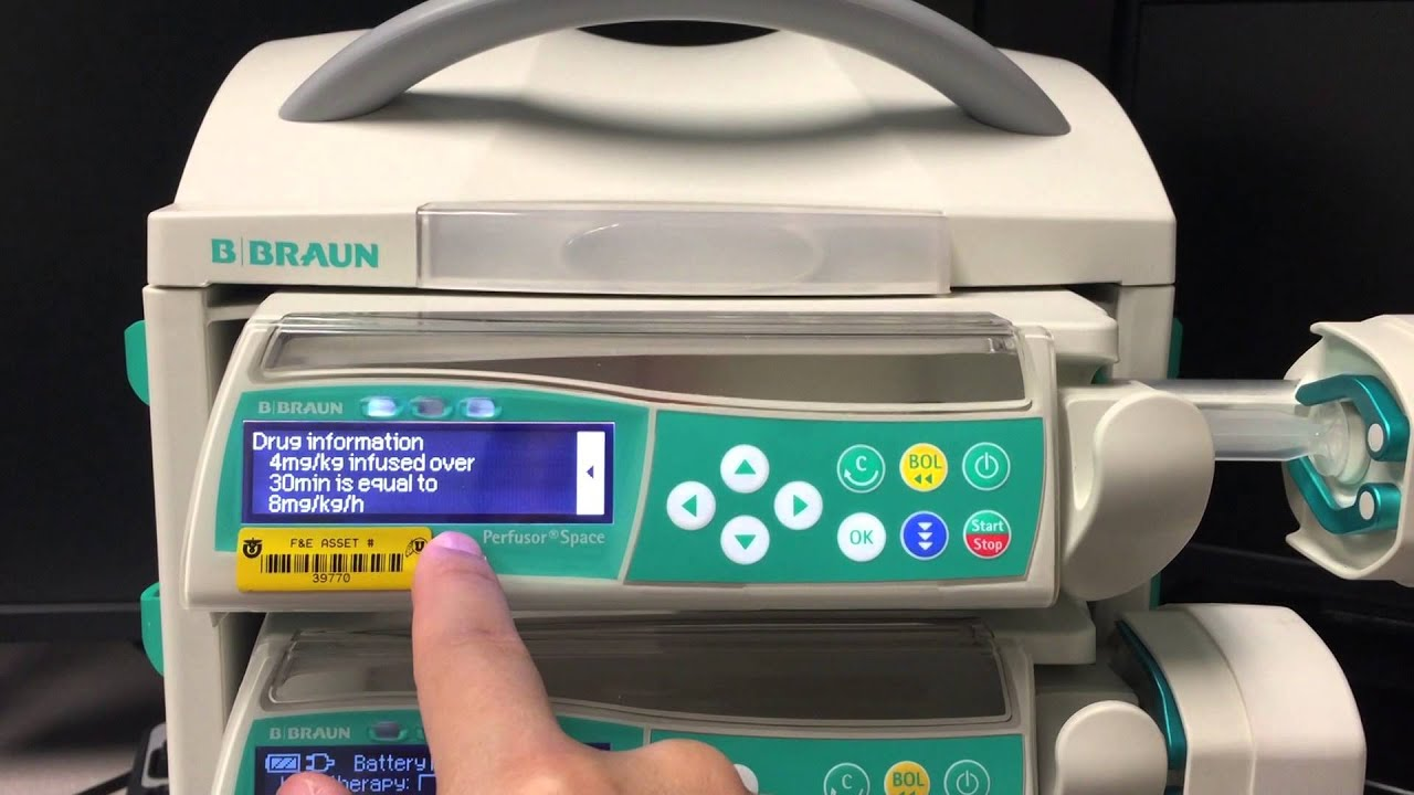 What are Infusion Pumps? Their Types and Advantages