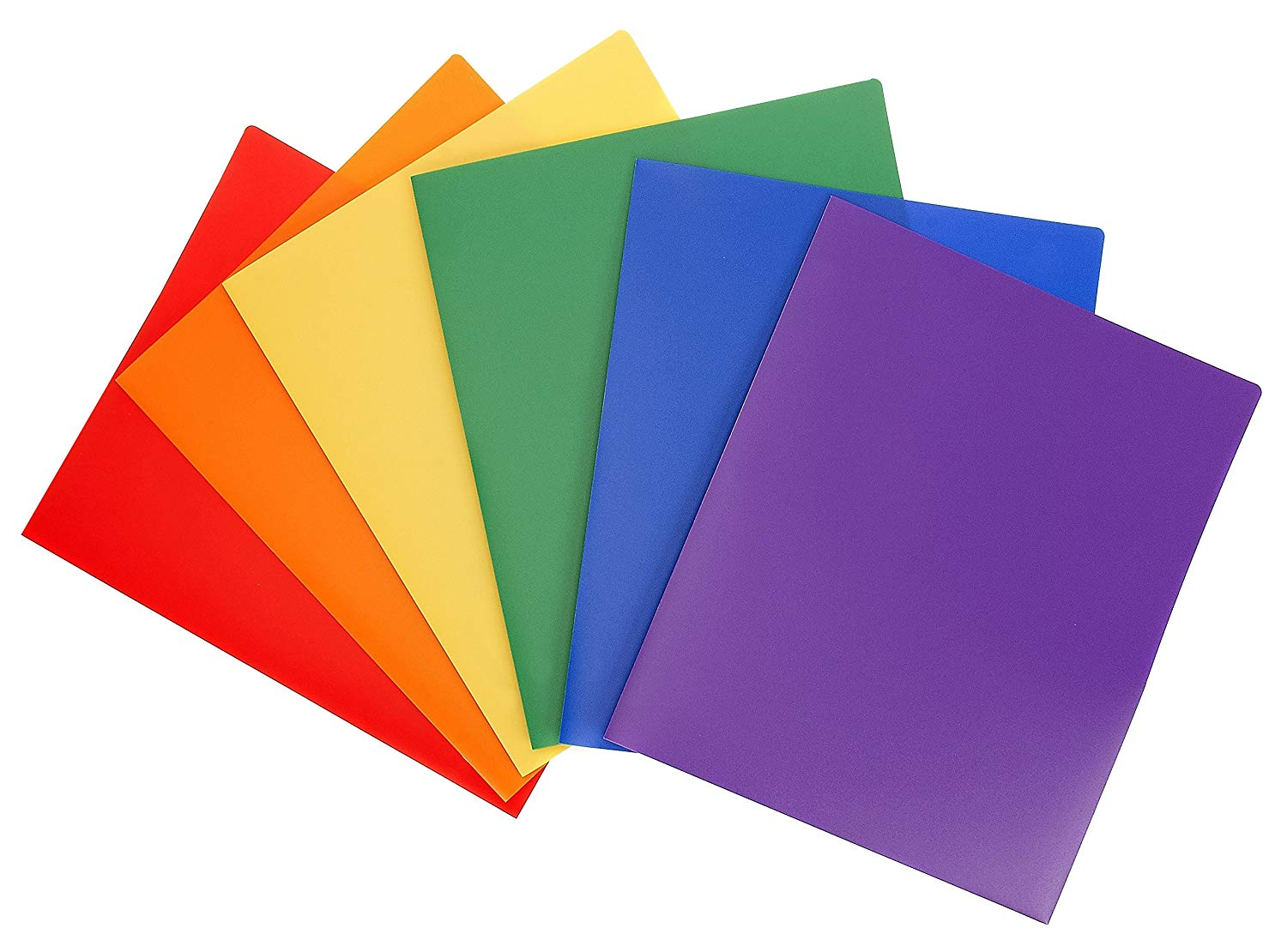 Act now with Plastic Folders