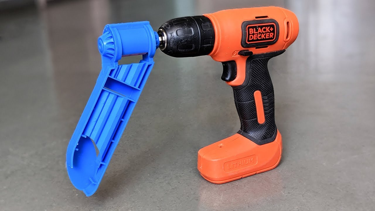 How to achieve a good drill on the surface?