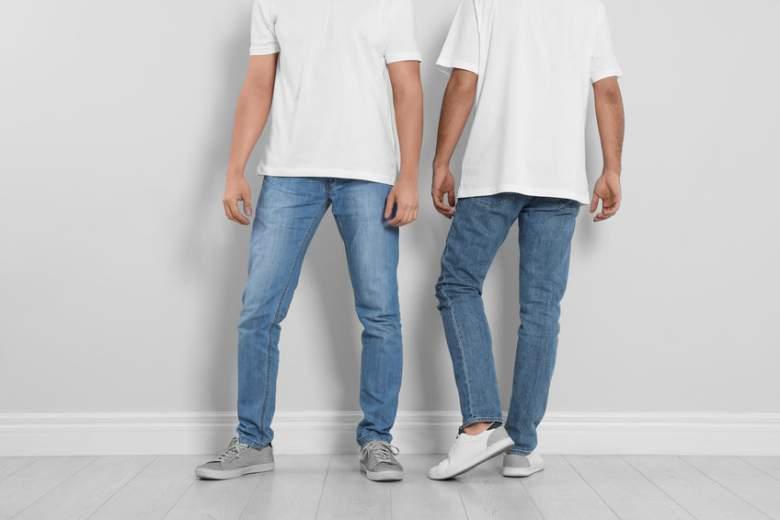Classy and fashionableกางเกงยีนส์ชาย lee