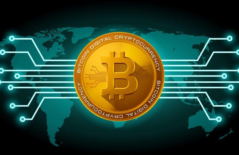 Bitcoin ATM trading machine